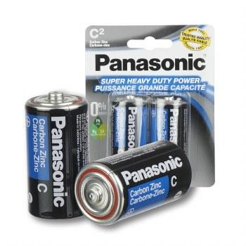 Panasonic C Battery 2-pack
