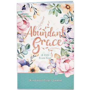 PRAYER JOURNAL - ABUNDANT GRAC