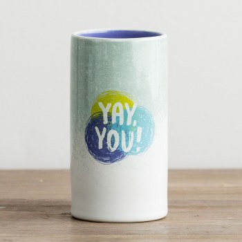 The Lord Bless You Desktop Cup