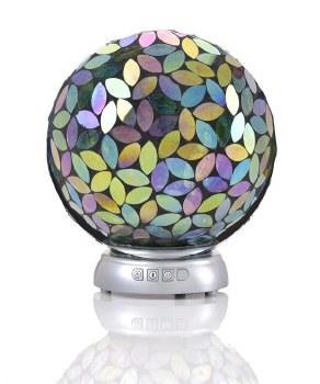 LED Lighted Ambience Orb w/Blu