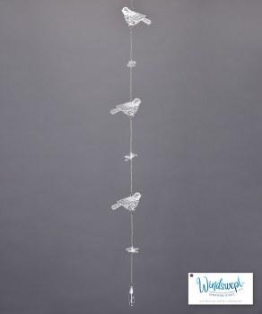 Metal Bird Long Spinner
