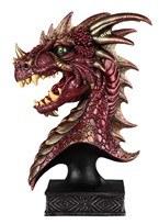 Red Dragon Head