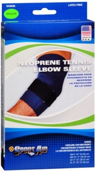 SP TENNIS ELBOW SLEEVE XL