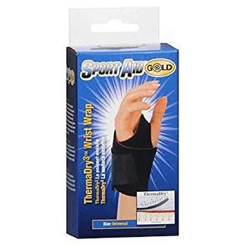Sport Aid Wrist Wrap Universal