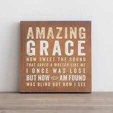 Lyrics for Life - Amazing Grac