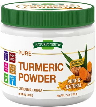 NT Organic Turmeric Powder