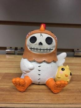 Furry Bones Chicken Figure