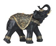 Thai Elephant Black