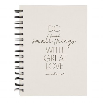 Do Small Things Journal