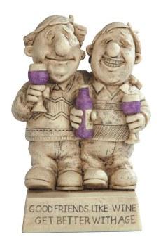 GOOD FRIENDS LIKE WINE