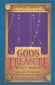 NIV God's Treasure Holy Bible