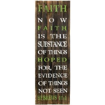 """""""Faith"""" Wall Art"""