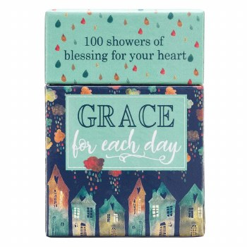 Grace for Each Day Box of Bles