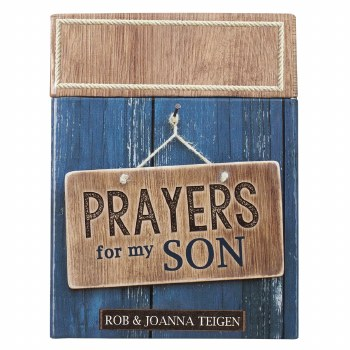 Prayers for My Son - Boxed Car