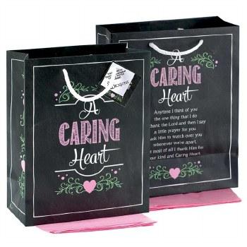 Caring Heart Gift Bag