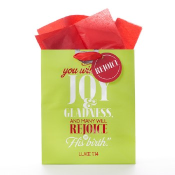 Joy and Gladness Gift Bag
