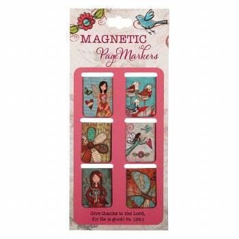 Gratitude Range Magnetic Bookm