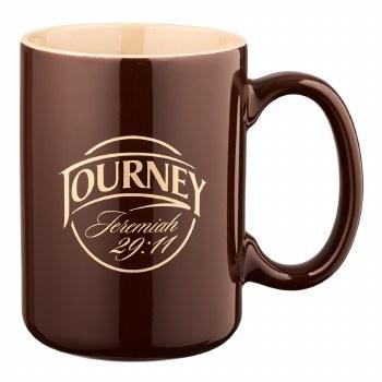Journey Mug Brown