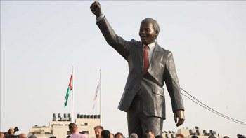 """NELSON MANDELA 10""""H"""