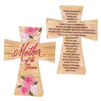 Mother Of The Groom Cross