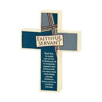 Faithful Tabletop Cross