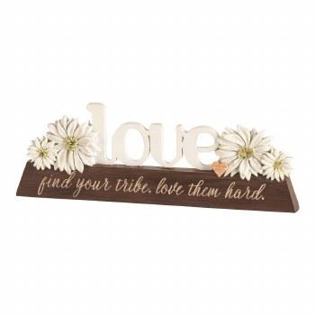 Love Word Figurine
