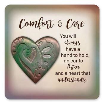 Comfort & Cure Plaque