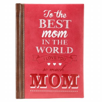 to the best mom in world book