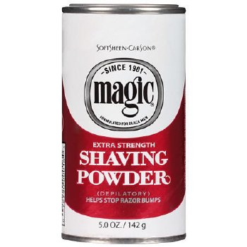 Magic Shave Powder XS 142g