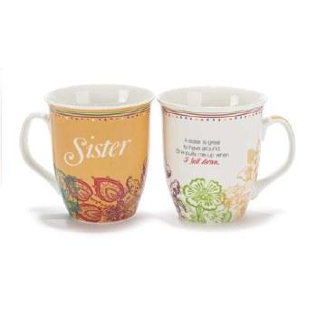 Sister Joy Mug