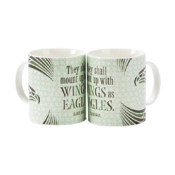 Wings As Eagles Mug