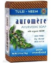 Aauromere Ayurvedic Bar Soap