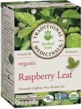TM Raspberry Leaf Org