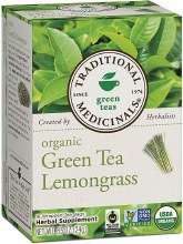 TM LemonGrass  Green Tea