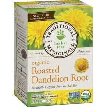 TM Dandelion Root Roasted Org