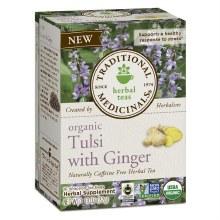 TM Tulsi Tulsi w/ Ginger