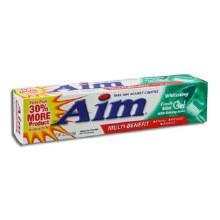 AIM White Gel Mint 5.5oz