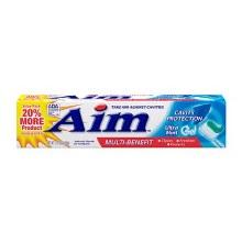 AIM Ultra Mint Gel 5.5oz