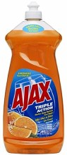AJAX LIQ DISH ORANGE 30OZ