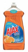 AJAX LIQ DISH ORANGE 52OZ