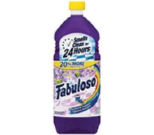 Fabuloso Cleaner Lavender 33oz