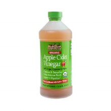 CF APPLE CIDER VINEGAR 473ML