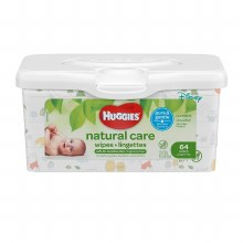 Huggies Natural Care Baby Wipe