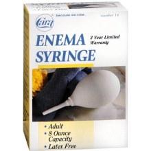 ENEMA SYRINGE