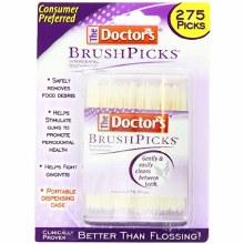 DOCTOR'S BRUSH PICKS
