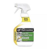 Clorox Proffesional w/ Bleach