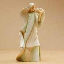 Angel Figurine July