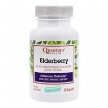 Quantum Elderberry 60 Cap