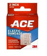 """Ace bandage 2"""" w/ clips"""