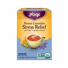 Yogi Honey Lav Stress Relief